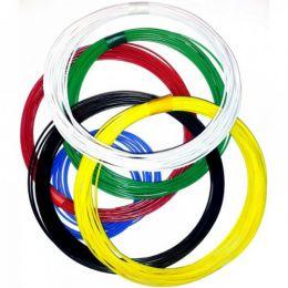 Набор пластика «Authentiq ABS-6» (6 цветов по 10 метров с диаметром 1,75 мм)