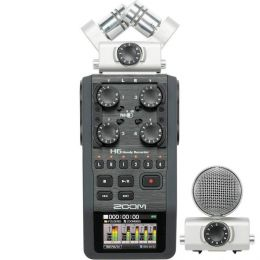 Цифровой рекордер-диктофон «Zoom H6»