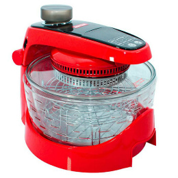 Аэрогриль «Hotter HX-2098 Fitness Grill» (красный)