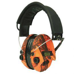 Активные наушники «MSA Sordin Supreme Pro-X Orange LED» - 100% оригинал, пр-во Швеция, сертифицированы!