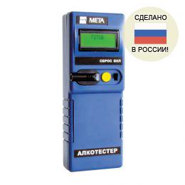 Профессиональный алкометр «ГИБДД МЕТА-01»
