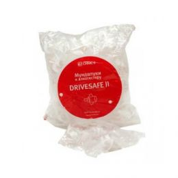 Комплект из 100 мундштуков для алкотестера Drivesafe II