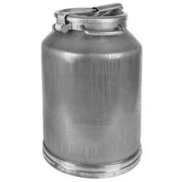 Алюминиевая фляга (бидон) на 40 литров