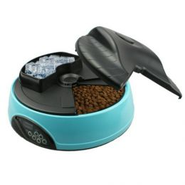 Электронная кормушка-миска для кошек и собак «Feed-Ex PF1 Blue»