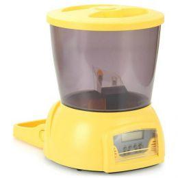 Автоматическая кормушка для кошек и собак мелких и средних размеров «Feed-Ex PF7 Yellow»