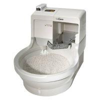 Автоматические туалеты для кошек