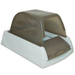 Автоматический самоочищающийся туалет для кошек «ScoopFree Ultra»