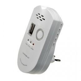 Детектор-сигнализатор утечки природного и сжиженного газов «Мастер Кит МТ8055»