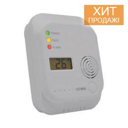 Детектор-сигнализатор «Мастер Кит МТ8056» - бытовой датчик утечки угарного газа