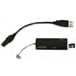 Сверхтонкий мини-диктофон «Edic-mini Card 16 A95» с картой microSD 2 Гб