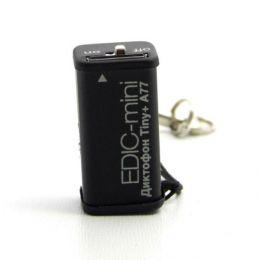 Сверхлегкий мини-диктофон «Edic-mini Tiny+ A77 150HQ» с адаптером USB 2.0