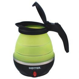 Дорожный складной электрический чайник «Hotter HX-010» (зеленый)
