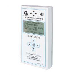 Профессиональный дозиметр-радиометр «МКС-03СА»