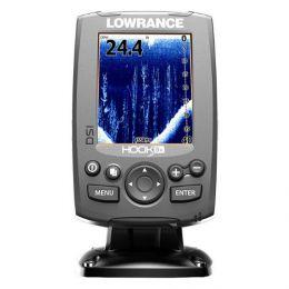 Эхолот «Lowrance HOOK-3x DSI 455/800» арт. 000-12636-001