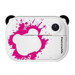 Детский фотоаппарат моментальной печати «Lumicam DK03 Crimson»