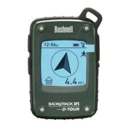 Цифровой GPS компас-возвращатель для охотников «Bushnell BackTrack D-Tour Green»