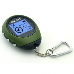 Цифровой GPS возвращатель «PG03 Mini Green»