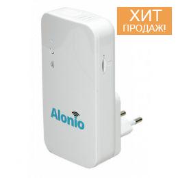 GSM извещатель о температуре и электричестве в помещении «Alonio T2»