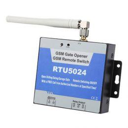 GSM модуль управления шлагбаумом и воротами «RTU5024»