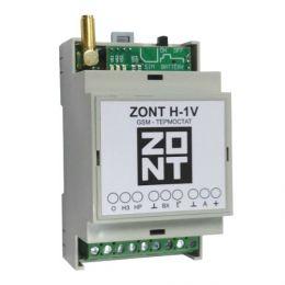 GSM термостат для котлов «Эван GSM-Climate ZONT H-1V»