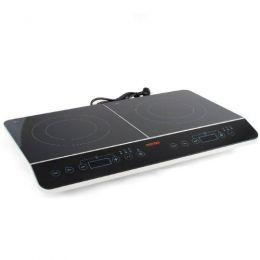 Настольная индукционная плита с 2 конфорками «Hotter HX-3505»