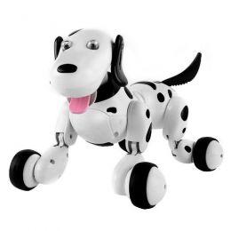Радиоуправляемая собака-робот «Happy Cow Smart Dog» (черный)