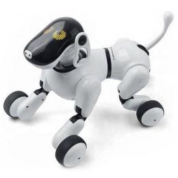 Интеллектуальный щенок-робот «Rtoy Дружок APP» (белый)