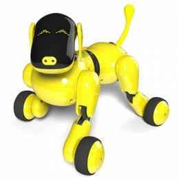 Интеллектуальный щенок-робот «Rtoy Дружок APP» (желтый)
