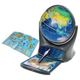 Интерактивный обучающий глобус «Smart Globe Oregon Scientific SG18»