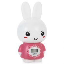 Интерактивная игрушка-медиаплеер «Большой Зайка Alilo G7» (розовый)