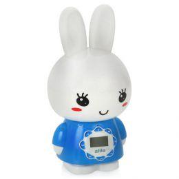 Интерактивная игрушка-медиаплеер «Большой Зайка Alilo G7» (синий)