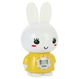 Интерактивная игрушка-медиаплеер «Большой Зайка Alilo G7» (желтый)