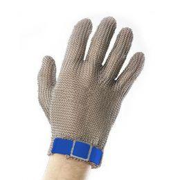 Пятипалая кольчужная перчатка «Мясник 5L»