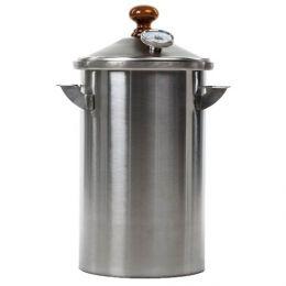 Домашняя коптильня горячего копчения «Дымка КД-1»