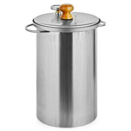 Домашняя коптильня горячего копчения «Ханхи» (HANHI Smoke 20L)