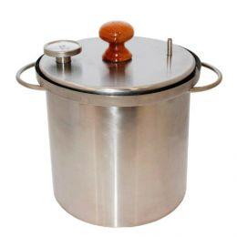 Домашняя коптильня горячего копчения «Золингер» (Zolinger 10L)