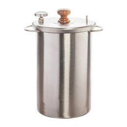 Домашняя коптильня горячего копчения «Золингер» (Zolinger 20L)