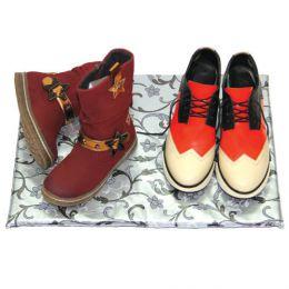 Коврик с подогревом для сушки обуви «ТеплоМакс» 50х35 см