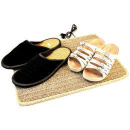 Универсальный коврик с подогревом для сушки обуви, обогрева ног, домашних животных «ТеплоМакс» 50х35 см