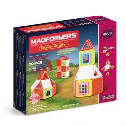 Магнитный конструктор «Magformers Build Up Set 705003»