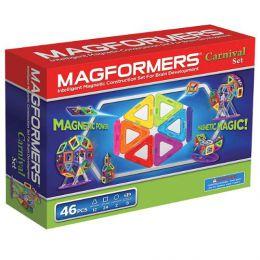 Магнитный конструктор «Magformers Carnival Set 63074/703001»