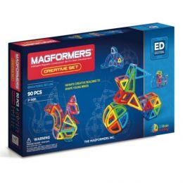Магнитный конструктор «Magformers Creative 90 63118/703004»