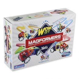 Магнитный конструктор «Magformers Wow Set 63094/707004»