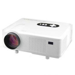 Мини проектор «Excelvan CL720D» (белый)