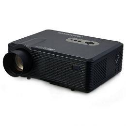Мини проектор «Excelvan CL720D» (черный)