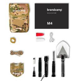 Многофункциональная лопата «Brandcamp BC-M-IV» (Middle Edition, 100% оригинал)
