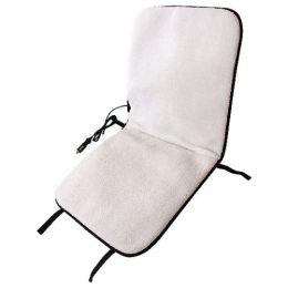 Автомобильная меховая накидка с подогревом «Комфорт МегаЛюкс»