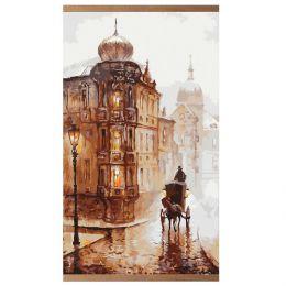 Настенный инфракрасный пленочный обогреватель «Домашний очаг» с картиной Старая Прага