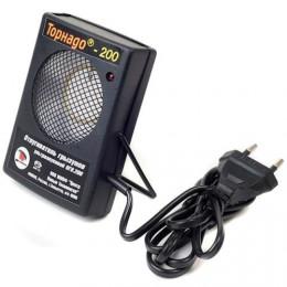 Ультразвуковой прибор для отпугивания грызунов, крыс, мышей «Торнадо 200»