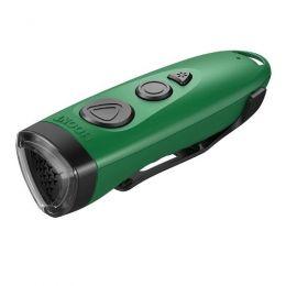 Ультразвуковой отпугиватель собак «HOONT H973» с сиреной, стробоскопом и фонариком